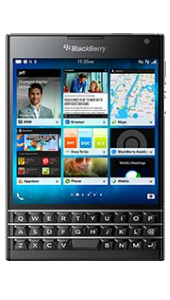 BlackBerry Passportの画像
